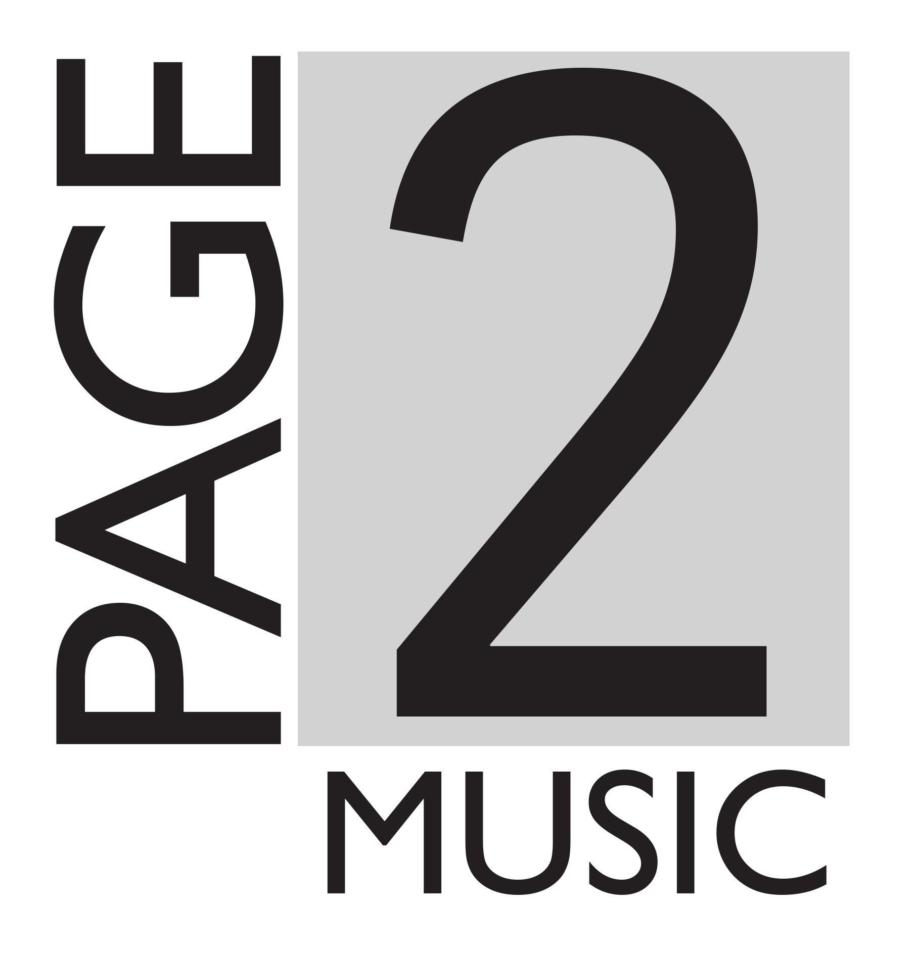 Page 2 Music – Nashville. TN